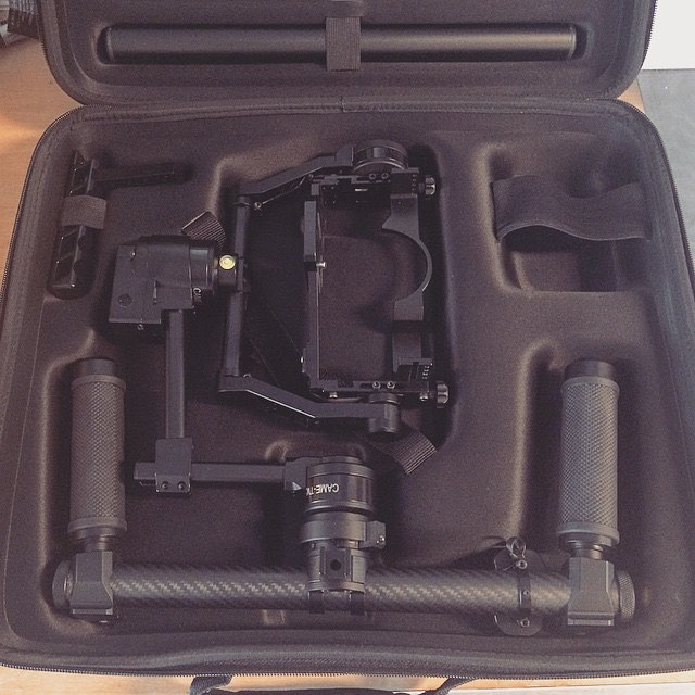 Instagram Post CAME-TV Mini Gimbal