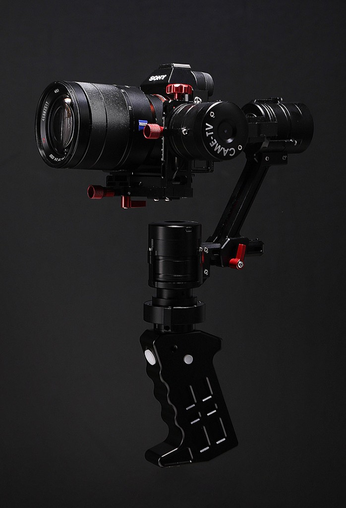 CAME-Single 3-Axis Gimbal