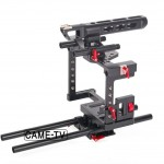 CAME-TV DSLR Cage