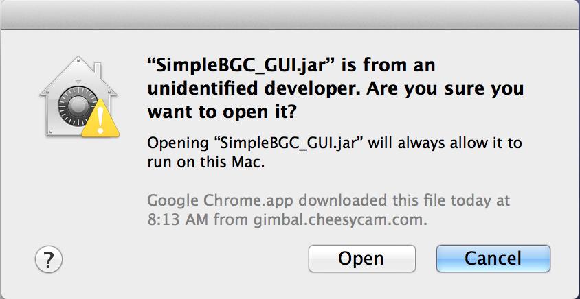 Unindentified-developer-open-software-SBGC-Gimbal