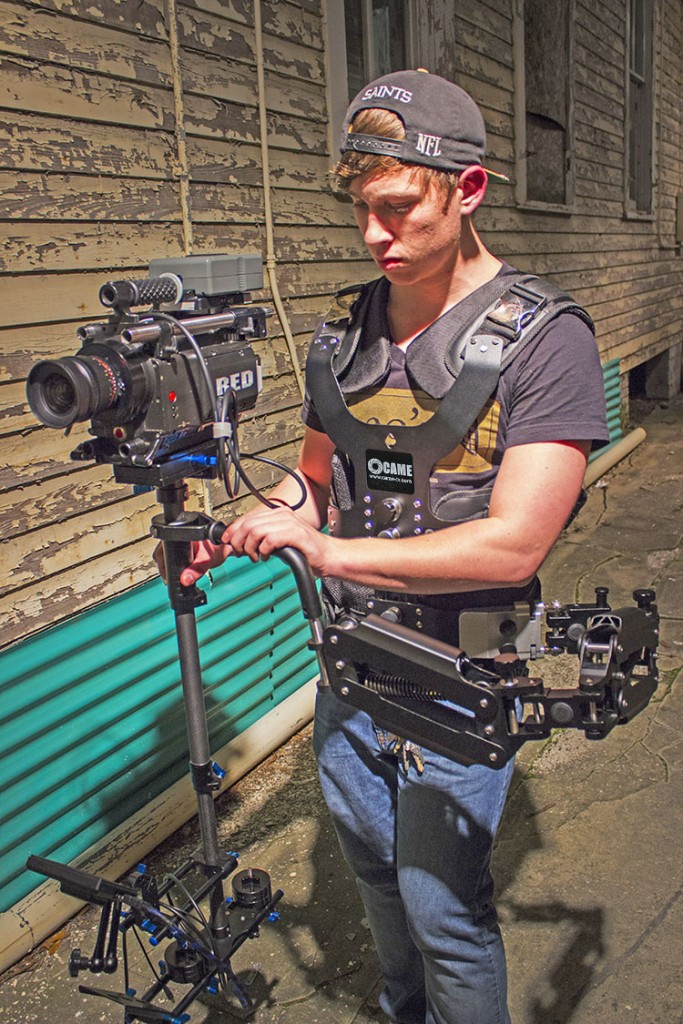 CAME Load Pro Camera Steadicam Stabilizer