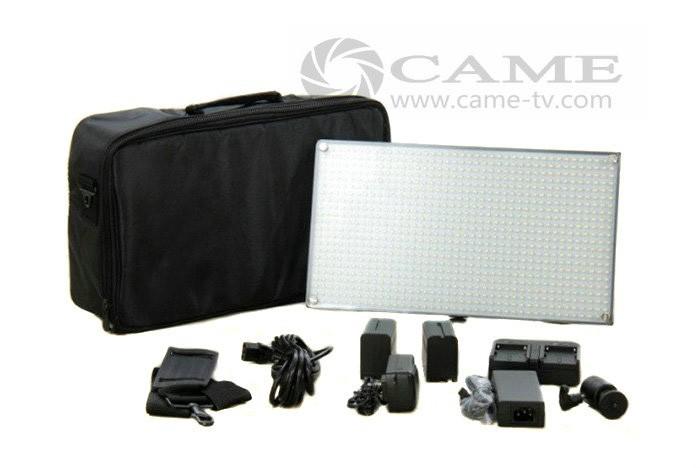 CAME-TV 876 Bi-Color LED Video Light Panel