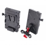 CAME-TV VM02 V-Mount Battery Plate