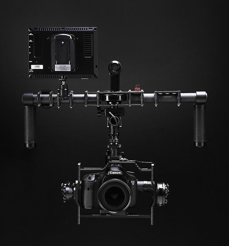 CAME-7800 3 Axis Camera Gimbal