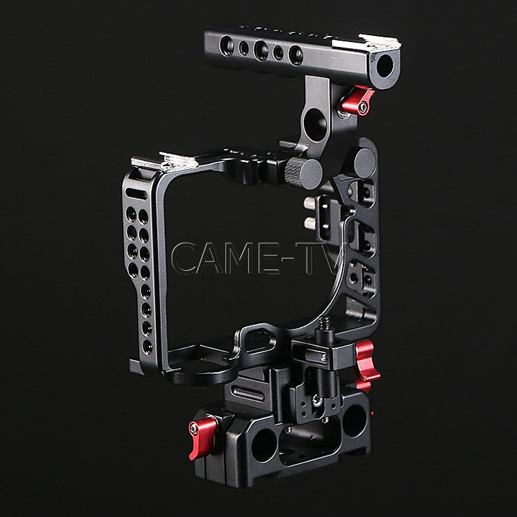 CAME-TV Sony A7RII Cage