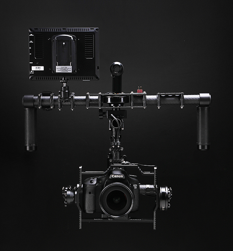 CAME-7800 3-Axis Gimbal