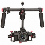 CAME-MINI 2 Camera Gimbal For A7S GH4 BMPCC
