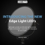 New CAME-TV LED Edge Lights Now Available!