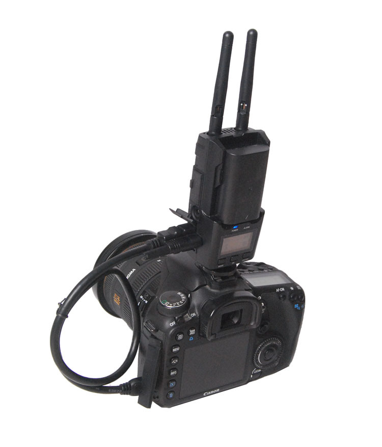 CAME-TV 100m Wireless HD Video Transmitter And Receiver