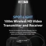 CAME-TV – Spot Light Wireless HD Video