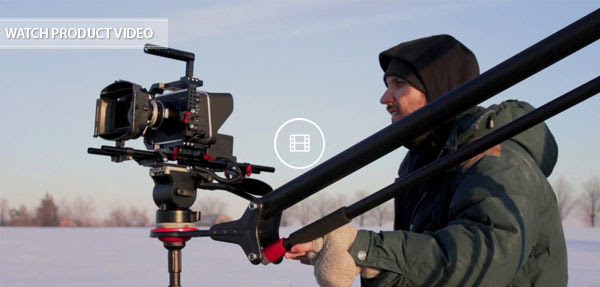 $100 Off Crane Jib Arm For DV Cameras!