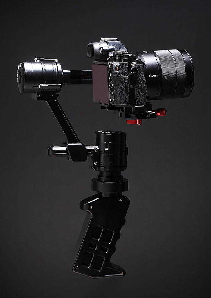 CAME-TV Single 3-axis Tool-less Gimbal