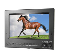 "CAME-TV 7"" 1024*600 HDMI SDI Pro-Broadcast HD Monitor 702-SDI"