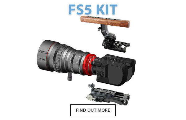 CAME-TV Rig For Sony FS5 Kit