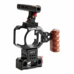 CAME-TV Blackmagic Micro Cinema Camera Cage(BMMCC)