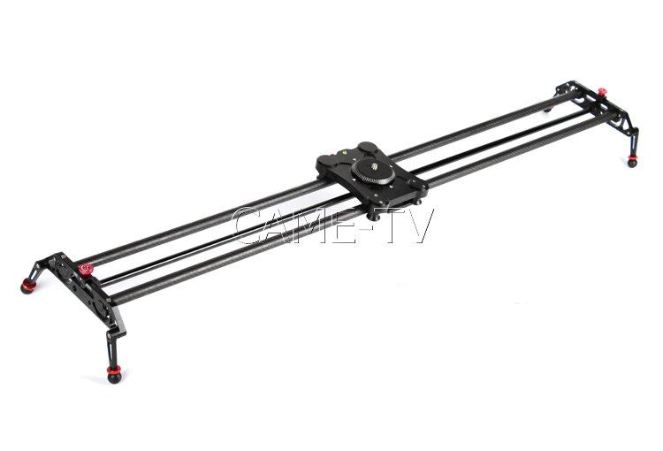 CAME-TV Camera Slider Carbon Fiber 80cm Lightweight GP-80Q