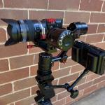 "CAME-Single Gimbal + CAME-TV Blackmagic Micro Cinema Camera Cage Used In ""Training Day"" Short Film By Simon Shasha"