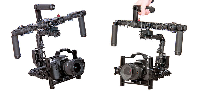 CAME-TV 7800 3 -axis Gimbal