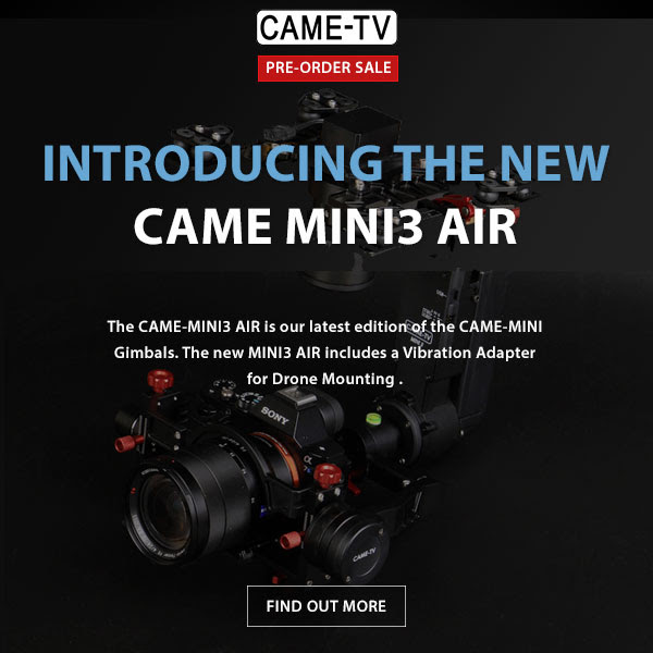 CAME-TV Mini 3 AIR