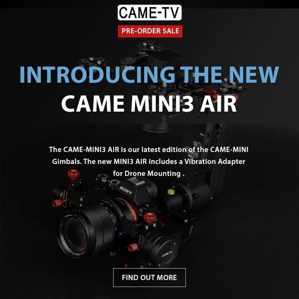 CAME-TV Mini 3 AIR