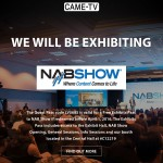 Visit Our Booth At NAB 2016!