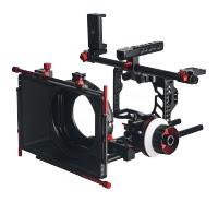 Sony A7RII CAME-TV Camera Rig Mattebox Follow Focus Kit