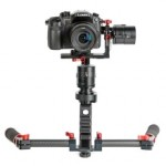 CAME-TV Single Gimbal w/ Dual Gimbal Handles