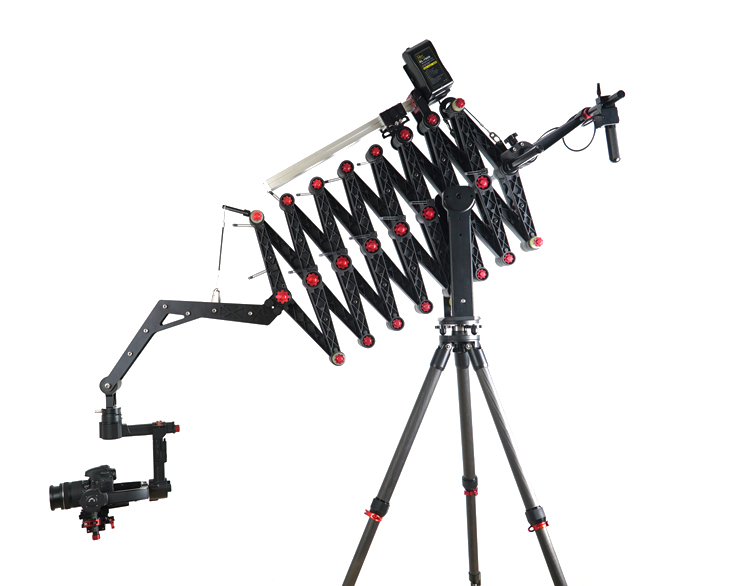 CAME-TV Accordion Jib Crane