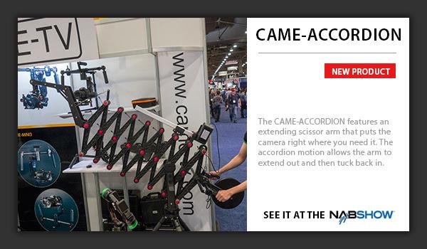 CAME-TV Accordion
