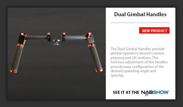 CAME-Dual Gimbal Handles