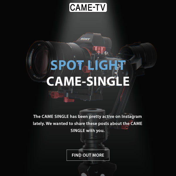 CAME-TV Single Gimbal