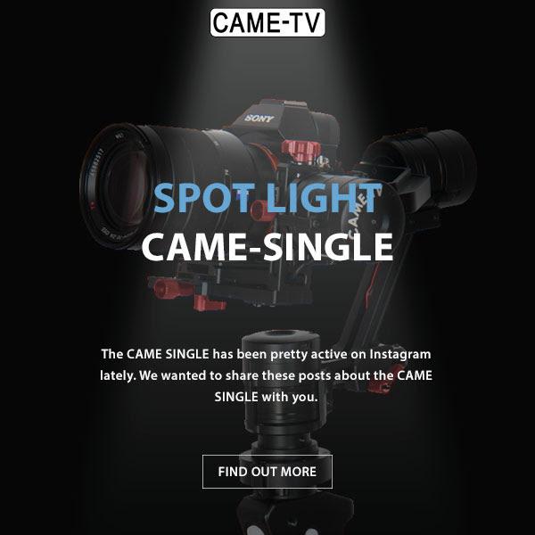 CAME-TV Single Gimbal