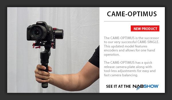 CAME-TV Optimus