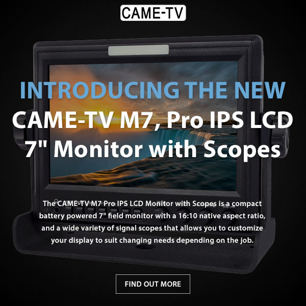 "CAME-TV M7 Pro IPS LCD 7"" Monitor"