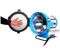 CAME-TV HMI 575W 6000K Par Light + Electronic Ballast