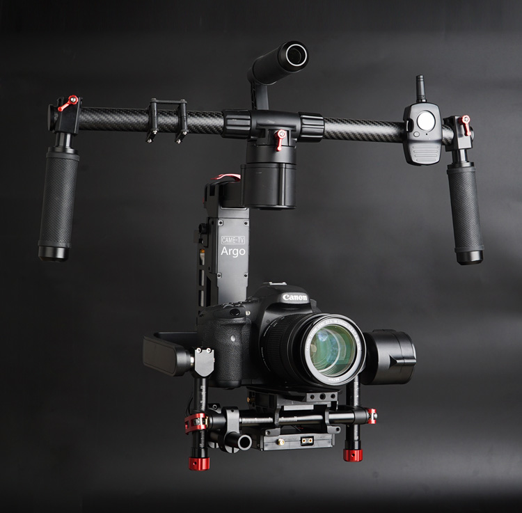 CAME-ARGO 3 Axis Gimbal Camera 32bit Boards With Encoders