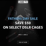 CAME-TV Fathers Day Sale On Selected Cages!