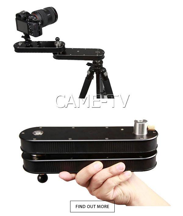 CAME-TV Folding Arm Slider SL02