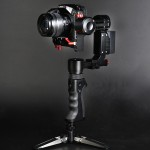 CAME-TV Optimus Gimbal Used To Film Tattoo Convention Highlight Video By Black Rock Creative