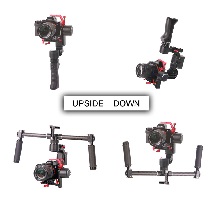 CAME-TV Optimus 3-Axis Gimbal