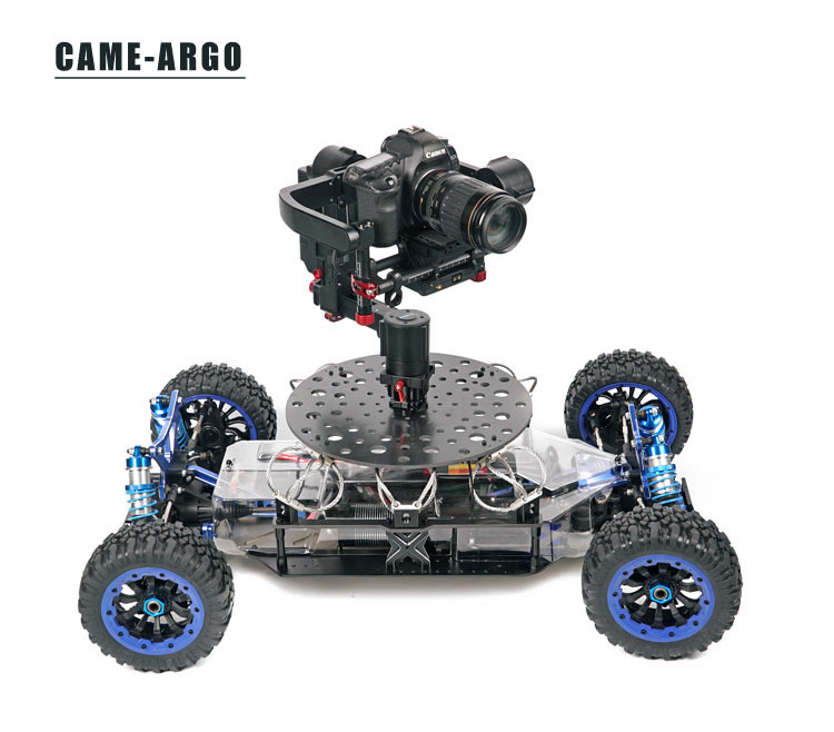CAME-TV SailFish Rc Car Gimbal