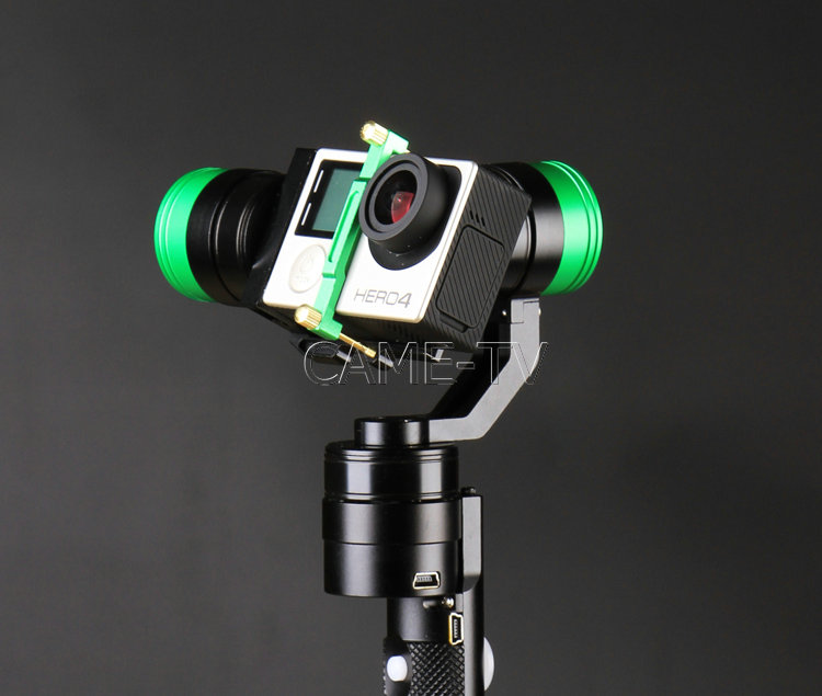 CAME-TV ACTION Gimbal For GoPro