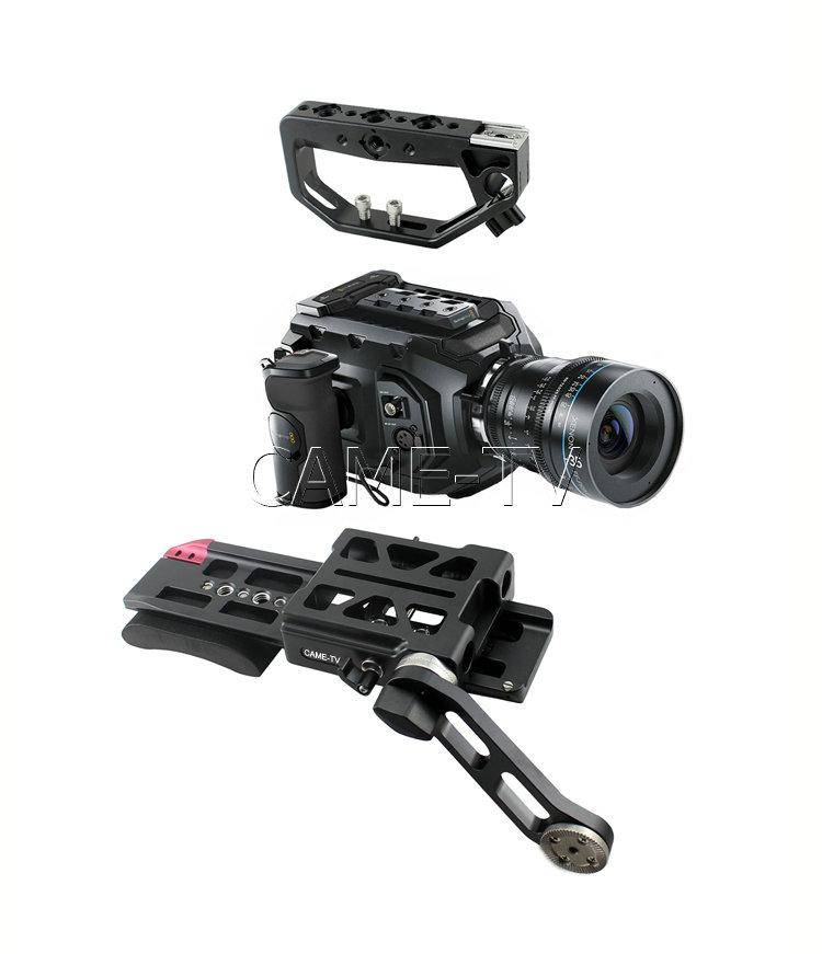 CAME-TV BlackMagic URSA Mini Rig Pro Kit
