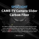 CAME-TV – Spotlight – Parallax Slider