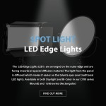 SPOTLIGHT: CAME-TV Edge Lights!