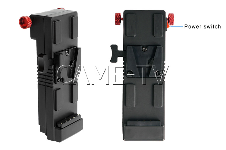CAME-TV V-Mount Battery Plate Adapter For The Prodigy/Argo