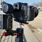New Panasonic GH5 Used With Our CAME-TV Optimus Gimbal By SlashCam!