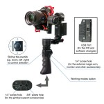 CAME-TV Optimus Gimbal Used For Wedding Shots By Satostudiogear!