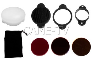 CAME-TV Boltzen Magnetic Snap Kit Modifier