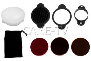 CAME-TV Boltzen Magnetic Snap Kit Modifier